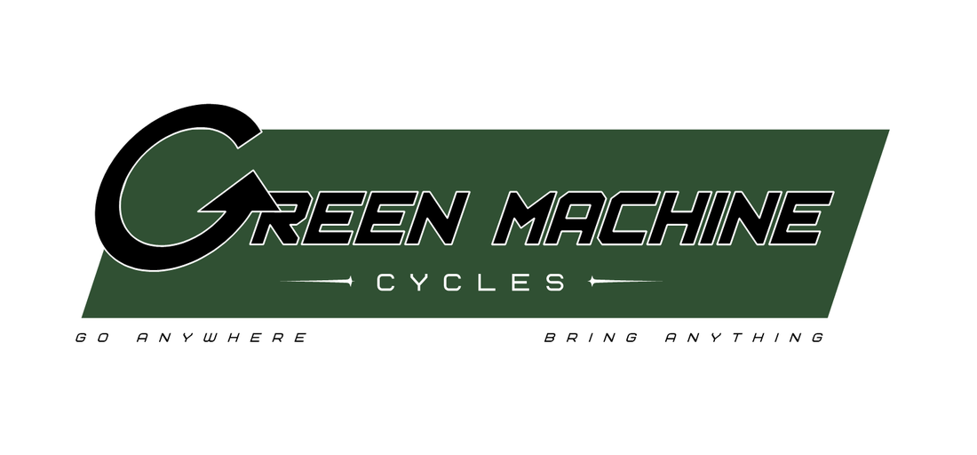 donate a bike to the recyclery at green machine cycles