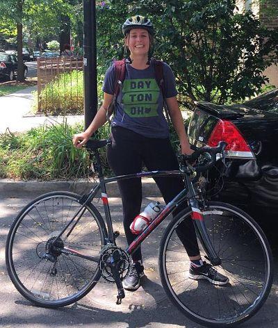 Emily bike wrangler